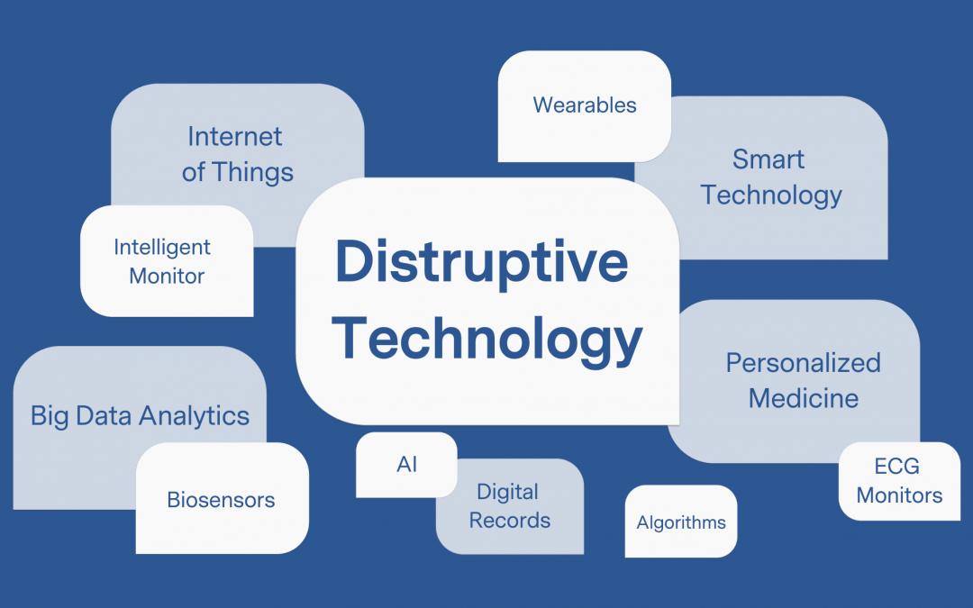 Disruptive Technology graphic