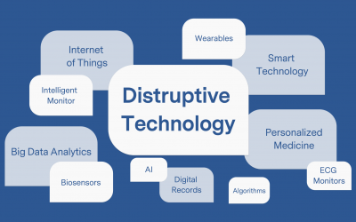 3 Disruptive Technologies That Will Advance Patient Care