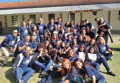 Missa de Envio dos Jovens para a Semana Missionária em Jacareí