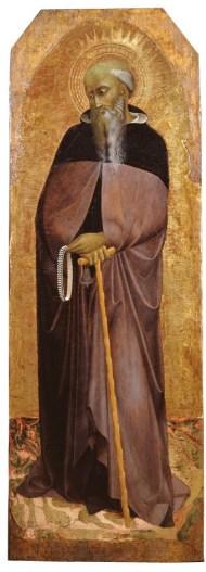 Sassetta Sant'Antonio abate