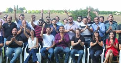 El Peronismo Sub 40 llega a Baradero