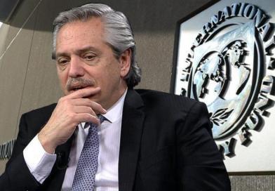 Alberto y la deuda con el FMI