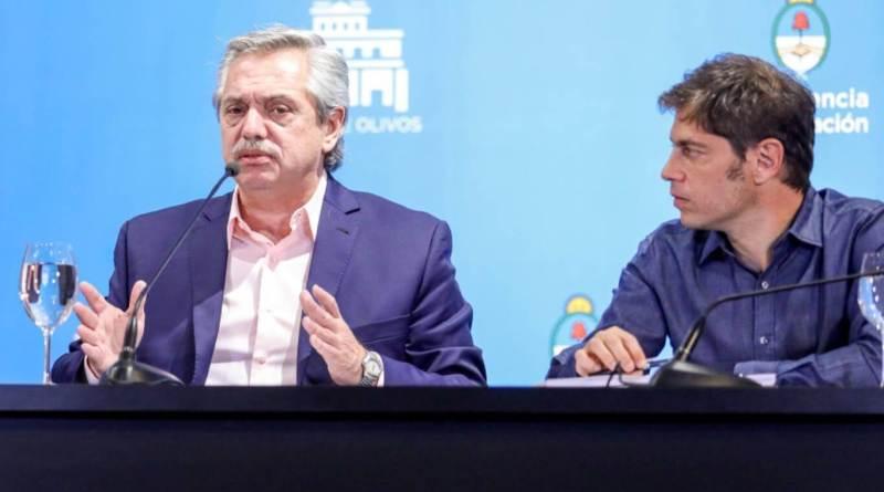 Alberto recibe a los 24 intendentes del CONURBANO