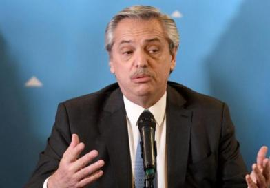 Alberto Fernández: «Se necesitan empresarios que confíen en el país después de cuatro años de postración»