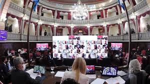 Presupuesto provincial, en instantes comienza la sesión