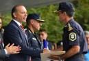 Más de 400 policías fueron desafectados por participar en las protestas de 2020