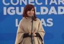 Conmovedor mensaje de CFK, agradeció a los vacunadores en su día