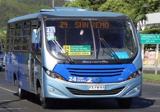 Buses San Remo