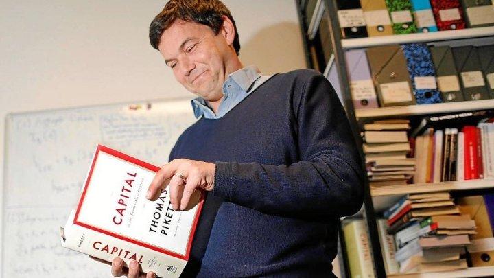 """Harvey: Reflexões sobre """"O capital"""", de Thomas Piketty"""