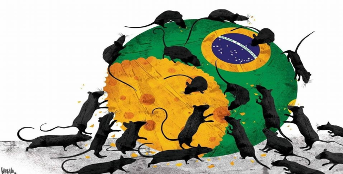 """Ultraliberalismo é a revolução da barbárie – de Hayek, o """"moderado"""", a Guedes, o radical"""
