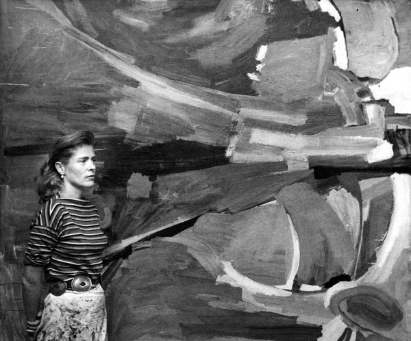Women Abstract Painters - Provokr