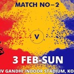 Calicut Heroes vs Chennai Spartans Match 2 Live Streaming