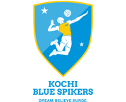 Kochi Blue Spikers Squad, Owner, Coach, Schedule, Live Matches and Facebook.