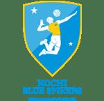 Kochi Blue Spikers Logo