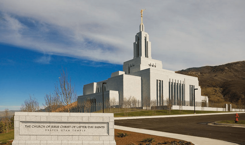 LDS Temples in Utah  Provo Wedding Guide