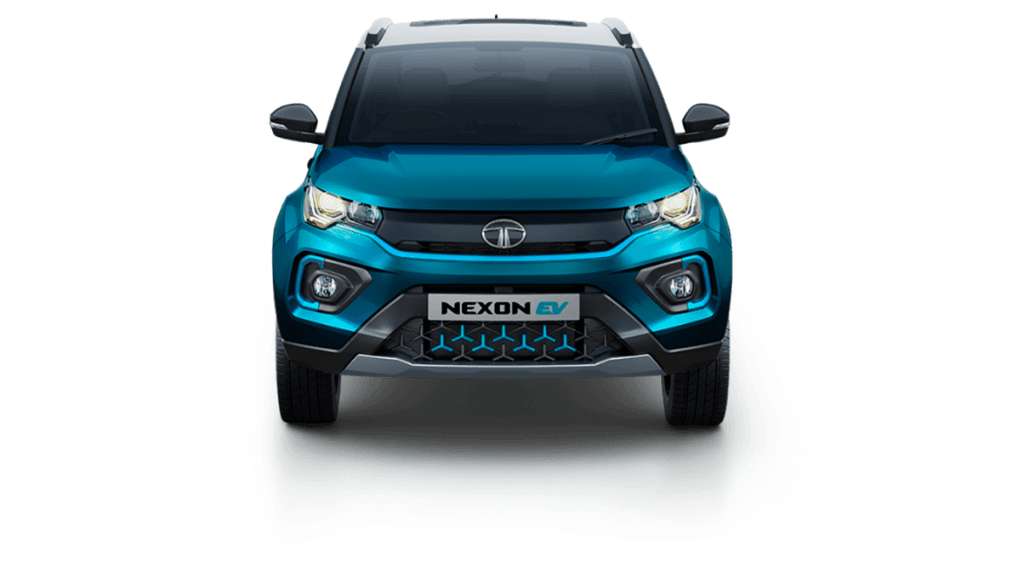 TATA Nexon EV in India