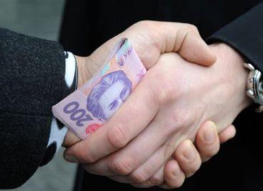 На Тернопільщині викрито працівника поліції під час одержання хабара