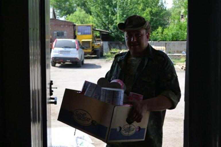 Рейд Тернопіль- Вишнівець- Шумськ- Донбас (частина 2)