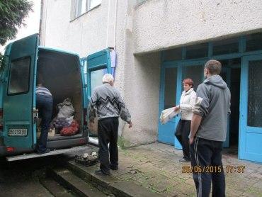 Самооборона Козівщини дякує громаді за збір продуктів харчування для воїнів АТО