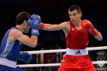 Боксер Петров з Микулинець виборов бронзову медаль Європейських ігор