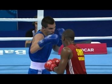 Боксер з Микулинець забезпечив собі медаль на Європейських іграх в Баку