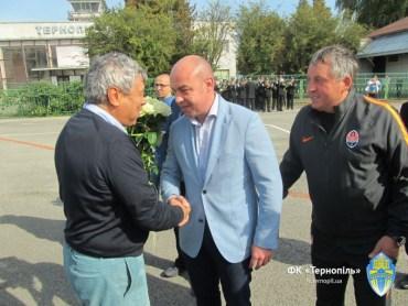 ФК Тернопіль – Шахтар: 0-5 (відео)