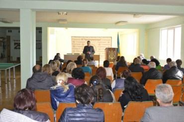 Володимир Бліхар проводить зустрічі з тернополянами