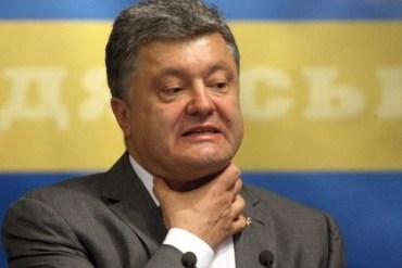"""Порошенко """"намалював"""" собі 60 тисяч гривень зарплати: 140% від ставки Яценюка"""