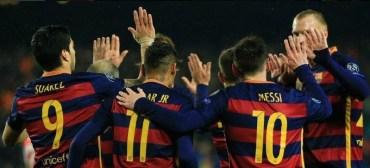 Барселона – Арсенал 3:1