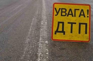 ДТП у Монастириську: в авто заклинило колесо