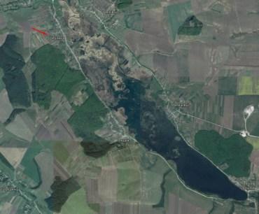 У селі Чернихів забило з криниці гаряче термальне джерело