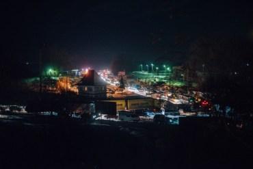 Від тернопільського автовокзалу до збаразького КПП можна заїхати за дві години