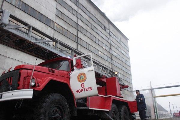 У Чорткові пожежники зіпсували різдвяно-новорічні свята