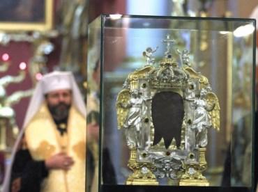 Чудотворна ікона Лику Христового прибула на Тернопільщину