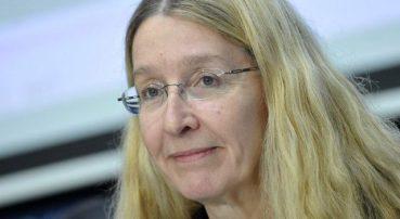 В.о. міністра охорони здоров'я Уляна Супрун очікує на вибачення Саакашвілі