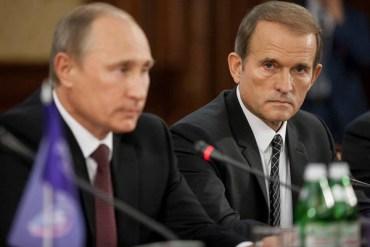 Путін хоче Медведчуком дезорієнтувати українців