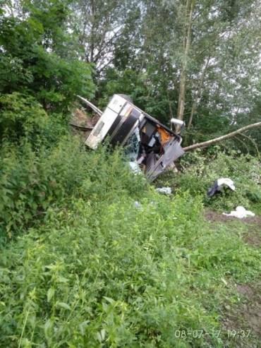 Відео жахливої аварії в Ягільниці виклали в інтернет