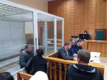 Репортаж із зали суду: продовжили тримання під вартою підозрюваного у вбивстві Ірини Мукоїди