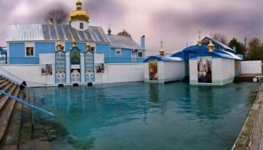 У селі Онишківці Шумського району московський патріархат приватизував церкву з джерелом святої Анни