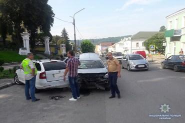Мер Почаєва Василь Бойко вчинив аварію в Кременці