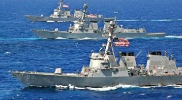 Військово-Морські сили США приступили до активної фази підготовки до відправки кораблів у Чорне море