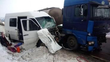 Біля Яблунова сталася жахлива аварія