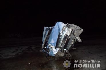У ДТП на Кременеччині травмувалося 5 людей