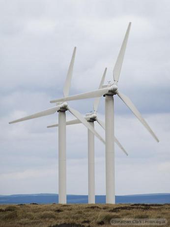 onshore windfarm