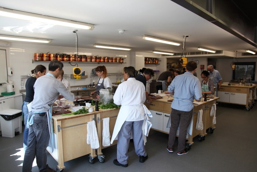 ProWare Visits Leiths School of Food and Wine