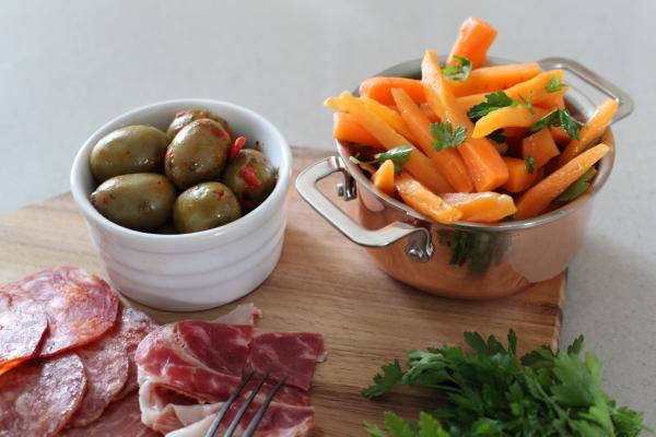 ProWare's Tapas Style Carrots