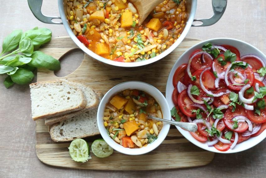 ProWare's Chilean Bean Stew