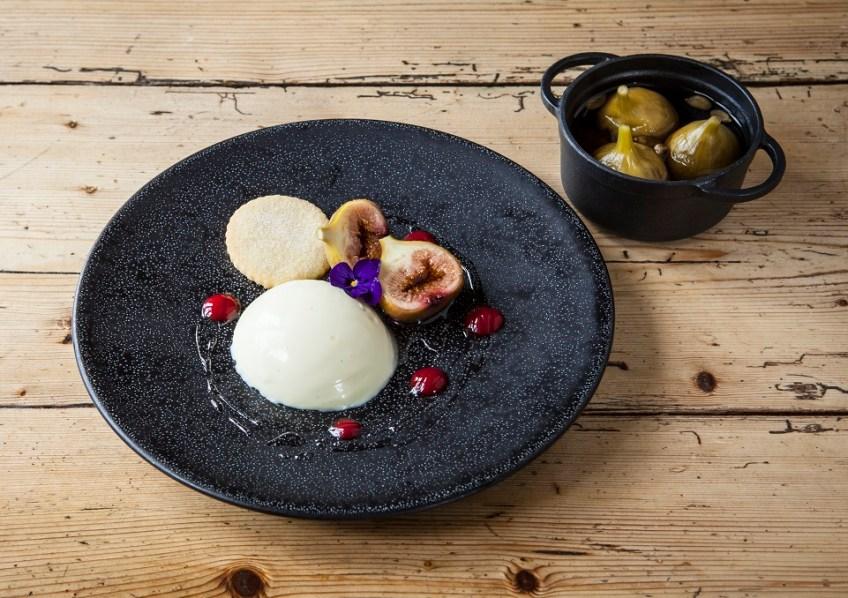 Mark Dodson Recipe Buttermilk Pudding