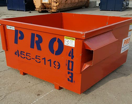 roll off dumpsters pro