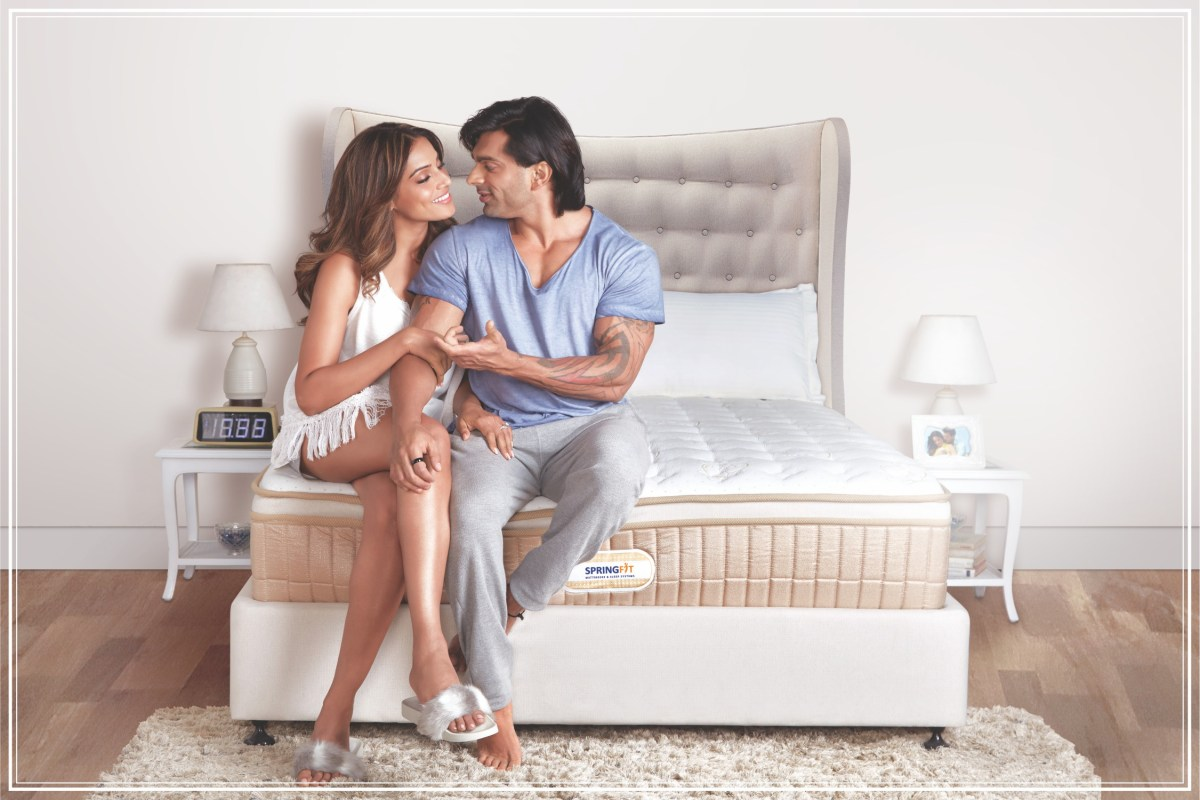 Springfit launches premium mattress for health and wellness freaks